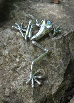 Large Frog Brooch