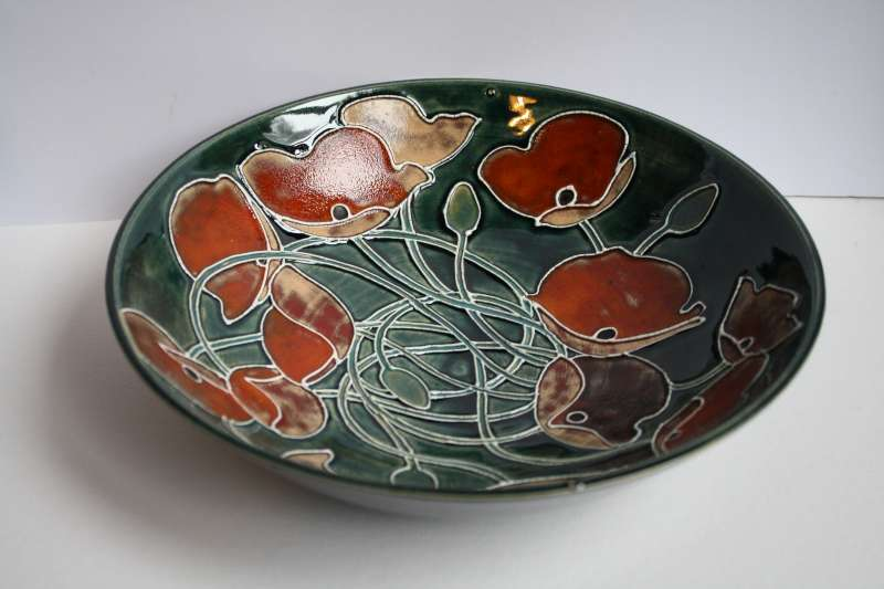 Big Poppy Bowl