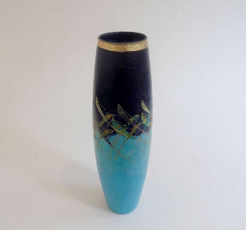 Ellipse Vase I